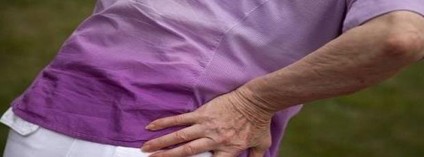 五招教会老年人预防腰间盘突出